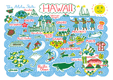 Statescapes: Hawaii