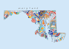 Doodle: Maryland