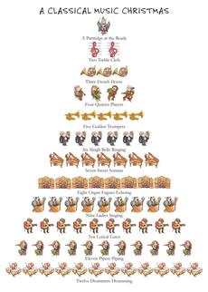 Classical Music Christmas 12-Days