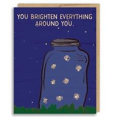 Firefly Love Card
