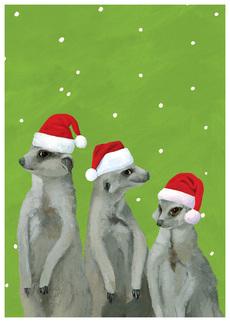 Merry Meerkats
