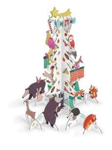 Pop Out Animal Advent Calendar
