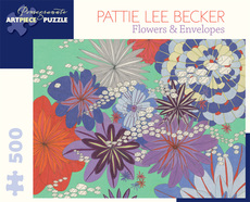 Flowers and Envelopes Puzzle - 500pc
