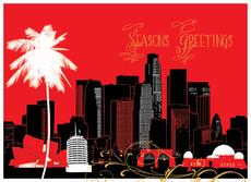 Los Angeles Foil