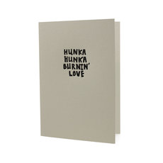 Hunka Hunka Burning Love