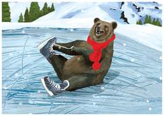 Grizzly Skates
