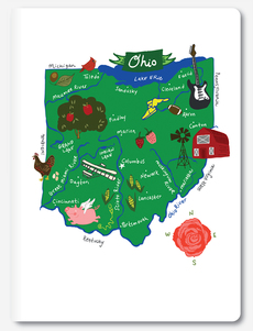 Hello: Ohio Notebook