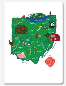 Hello: Ohio Notebook
