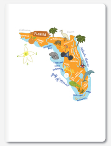 Hello: Florida Notebook