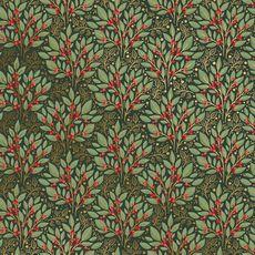 Holly Tapestry Jumbo Gift Wrap