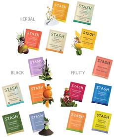 Premium Stash Teas