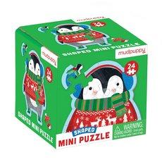 Penguin Shaped Mini Puzzle
