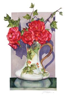 Roses & Ivy