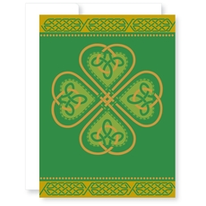 Celtic Knot St Patty's Day