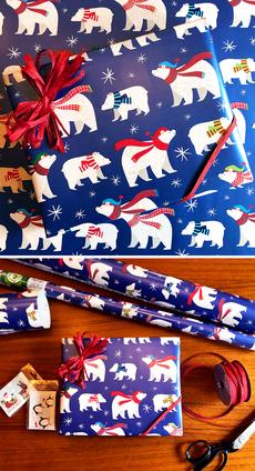 Polar Bear Wrap Bundle