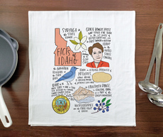 State Facts: Idaho Towel