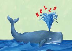 Hello Whale Mini