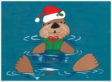 Otter Present