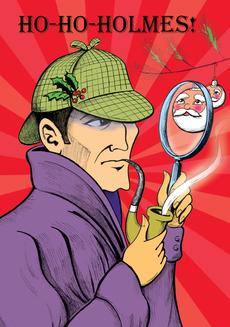 Ho Ho Holmes