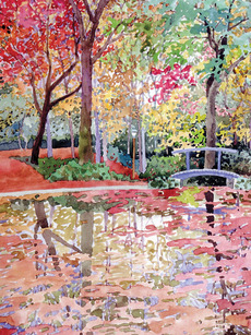 Autumn Reflections (Thanksgiving)