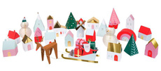 Pop-up Advent Village