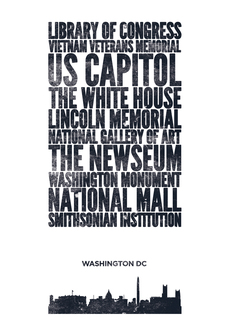 Cityprint: Washington DC