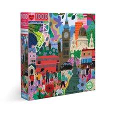 London Life Puzzle - 1000pc