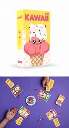 Kawaii Card Game