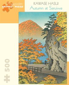 Kawase Autumn Puzzle - 500pc