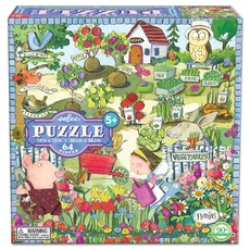 Grow A Garden Children's Puzzle - 64pc