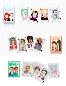 Genius Playing Cards