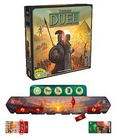 Seven Wonders Duel Game
