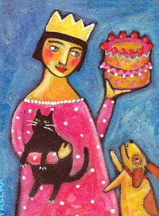 Baker's Cake Mini