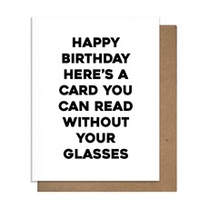 Read Without Your Glasses