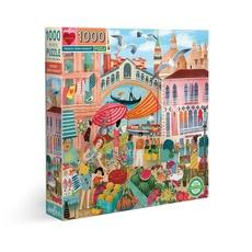 Venice Market Puzzle - 1000pc