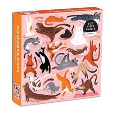 Namaste Cats Puzzle - 500pc