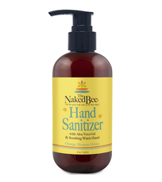 Orange Blossom Honey Hand Sanitizer