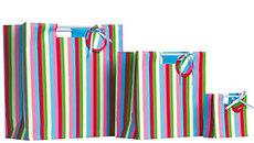 Malaga Stripe Bags