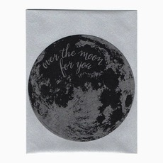 Over the Moon Circle Card
