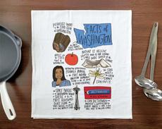 State Facts: Washington Towel
