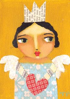 Queen Angel Mini