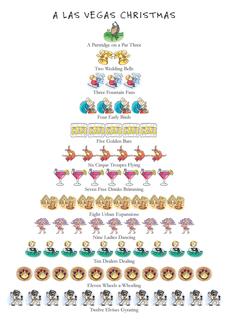 Las Vegas Christmas 12-Days