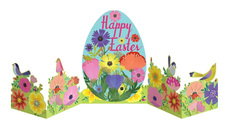 Easter Concertina Card