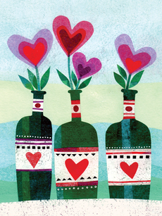 Bottles of Love (Valentine)