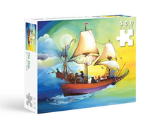 Allport The Ship Puzzle - 500pc
