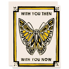 With You Butterfly