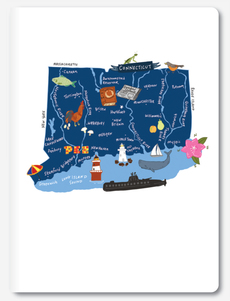 Hello: Connecticut Notebook