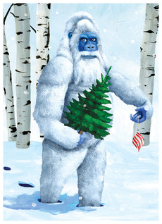 Holiday Yeti