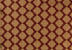 Lana Chocolate & Gold Wrap