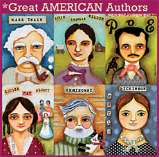 Great American Authors